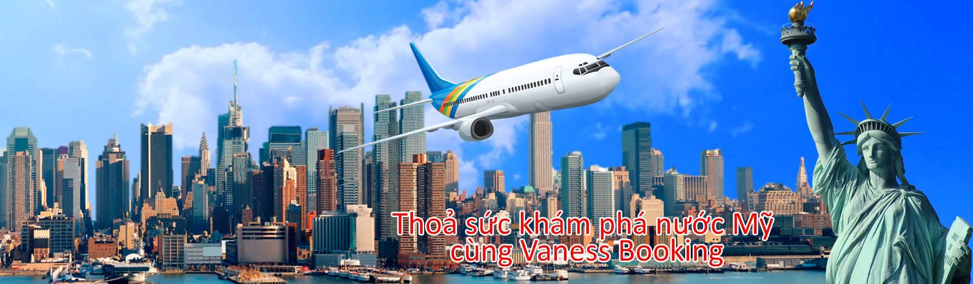 Du lịch Mỹ cùng Vietnam Airlines