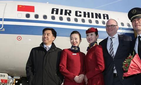 """Air China """"tưng bừng"""" ưu đãi giá vé khứ hồi đi Mỹ chỉ 770 USD"""