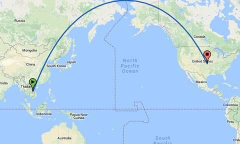 Bay từ Mỹ về Việt Nam mất bao lâu? quá cảnh ở đâu?