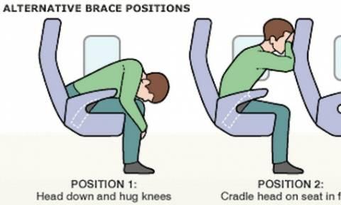 5 Kỹ năng để sống sót khi gặp tai nạn máy bay