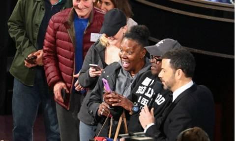 Đoàn du khách thăm Hollywood bất ngờ được dự Oscar 2017