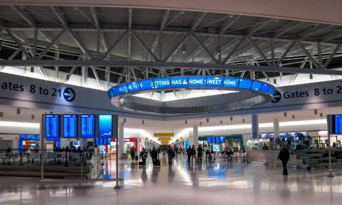 Các sân bay quốc tế ở Mỹ
