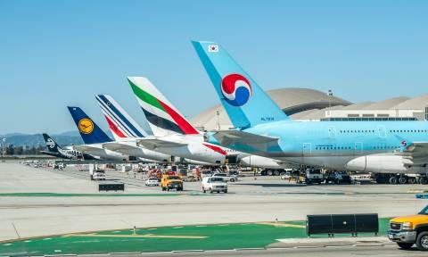 Hãng hàng không nào đi Los Angeles tại TP.HCM