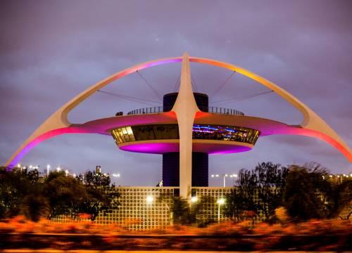 Sân bay ở Los Angeles