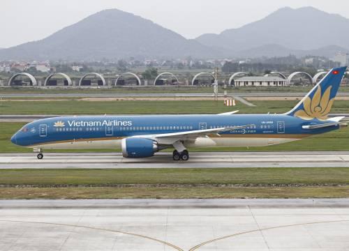 Hạng ghế đi Los Angeles hãng Vietnam Airline