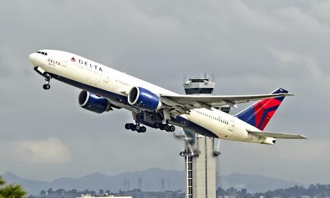 Vé máy bay đi Mỹ hãng Delta