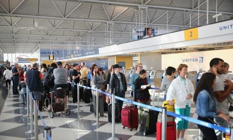Phòng vé máy bay đi Mỹ