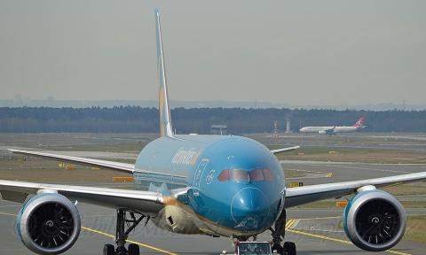 Vé máy bay đi Mỹ Vietnam Airline