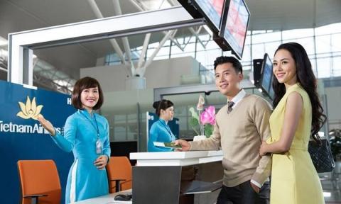 Vé máy bay đi Mỹ 2019 Vietnam Airline