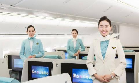 Vé máy bay đi Mỹ 2019 Korean Air