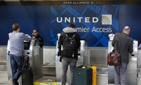 Vé máy bay đi Mỹ 2019 United Airline