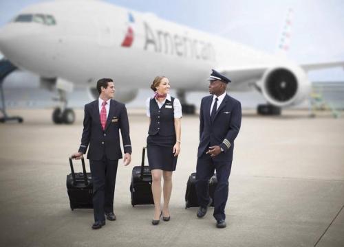 Vé máy bay đi Los Angeles 2019 American Airline