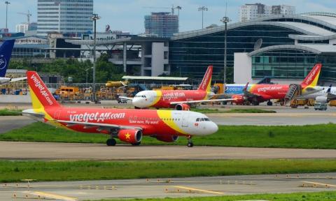 Vé máy bay đi New York 2019 Vietjet Air