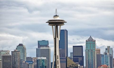 Vé khuyến mãi đi Seattle 2019