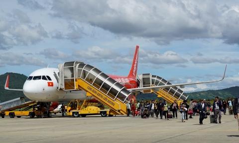 Vé máy bay đi Houston 2019 Vietjet Air