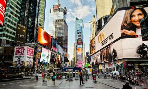 Đặt vé máy bay đi New York 2019 giá rẻ