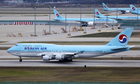 Vé máy bay đi Washington 2019 Korean Air