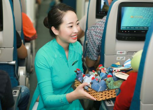 Vé máy bay đi Atlanta 2019 Vietnam Airline