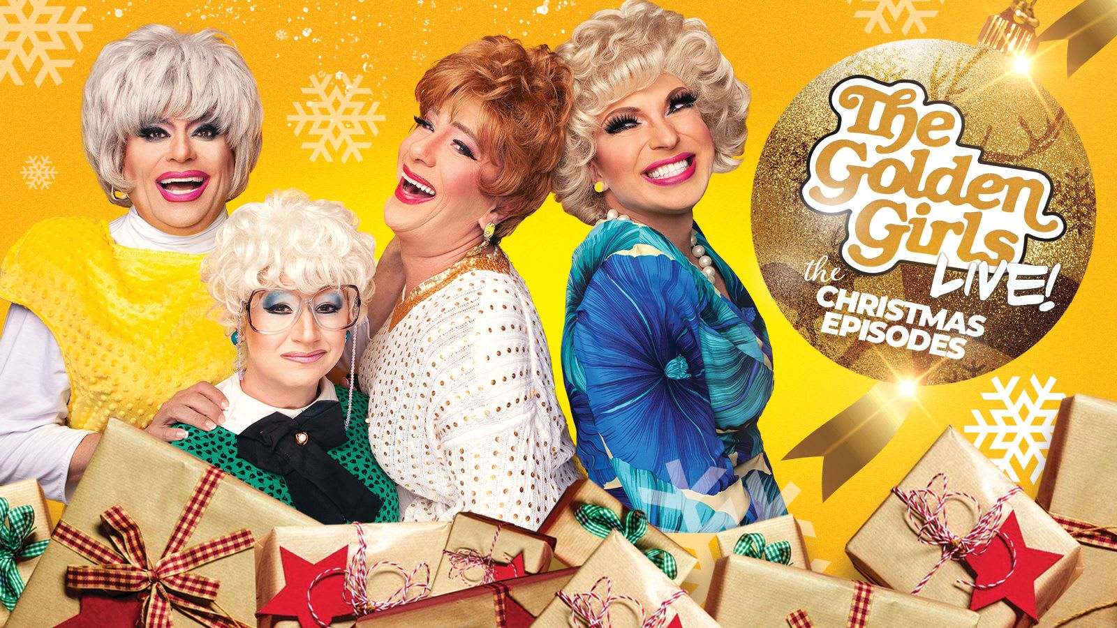 The Golden Girls Live! The Christmas Episodes