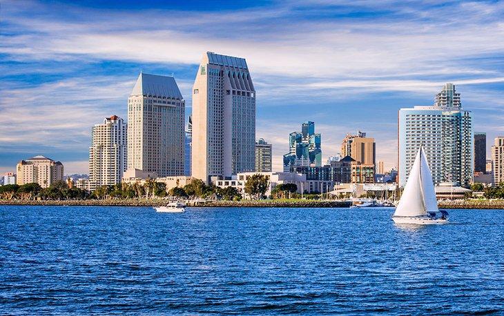 Thời gian tốt nhất để đến thăm San Diego, CA