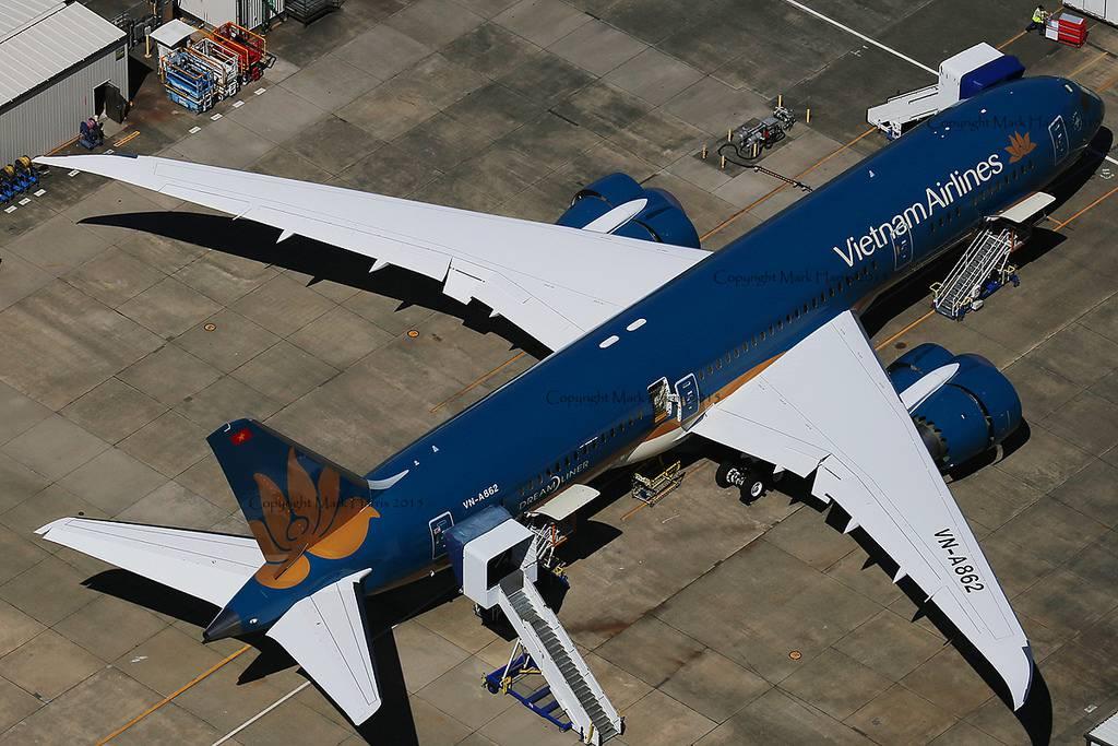Cách đặt vé máy bay đi New York hãng Vietnam Airlines