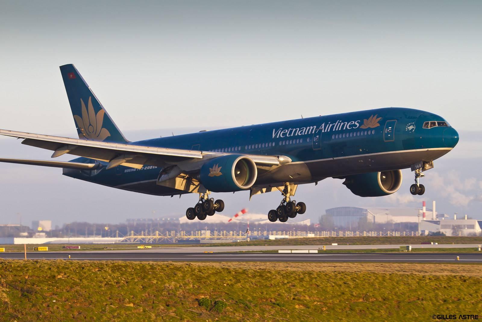 Vietnam Airlines tung vé máy bay đi Mỹ giảm đến 15% chào mừng Quốc tế Lao động