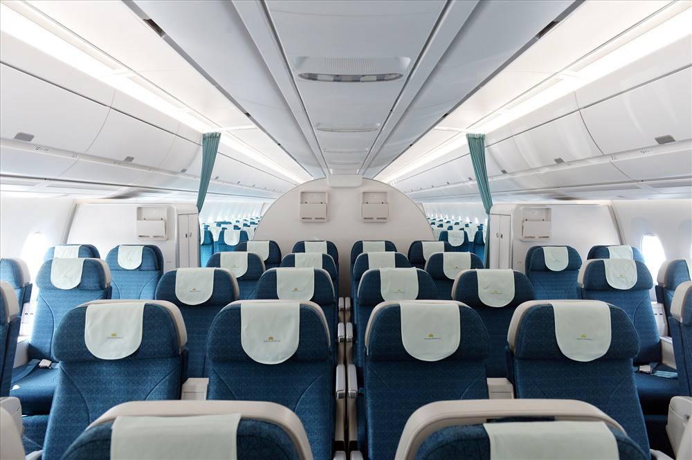 Tận hưởng hạng ghế Phổ thông đặc biệt và dịch vụ tăng thêm từ Vietnam Airlines khi mua vé đi Mỹ