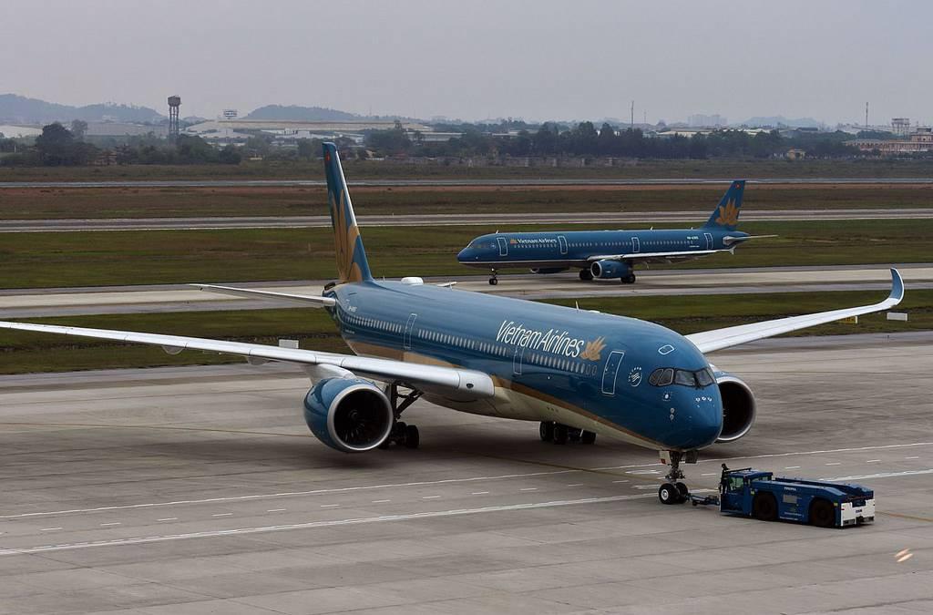 Tặng 1000 dặm thưởng khi đặt vé máy bay từ Hà Nội đi Mỹ từ Vietnam Airlines