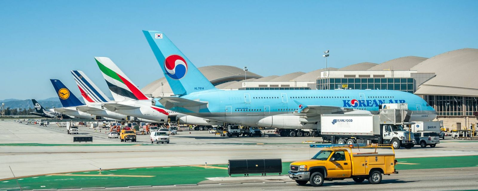 Hãng hàng không nào có vé máy bay đi Mỹ rẻ nhất trong tháng 2 này!