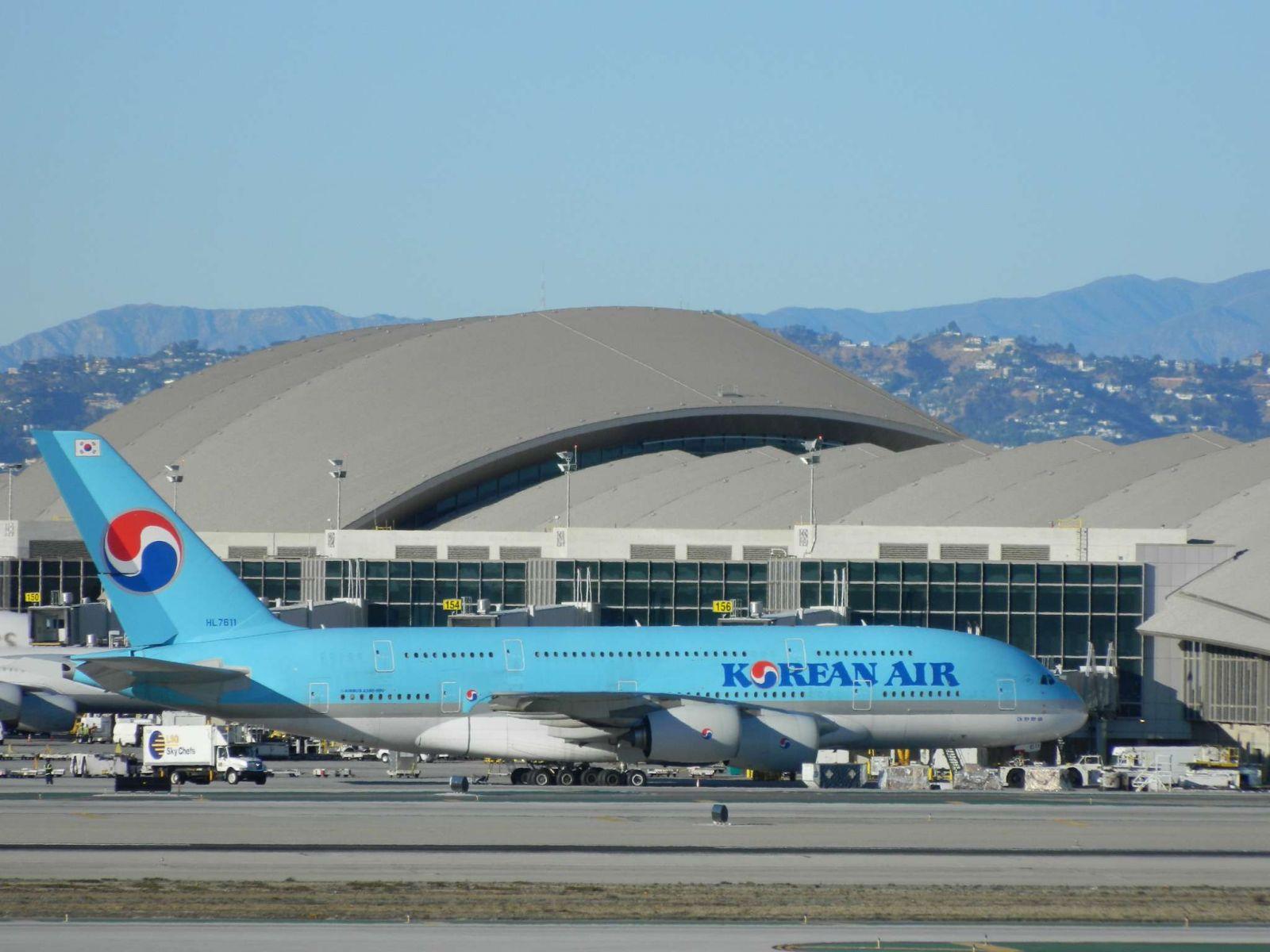 Tận hưởng không gian văn hóa tại sân bay Incheon khi đặt vé máy bay đi Mỹ từ Korea