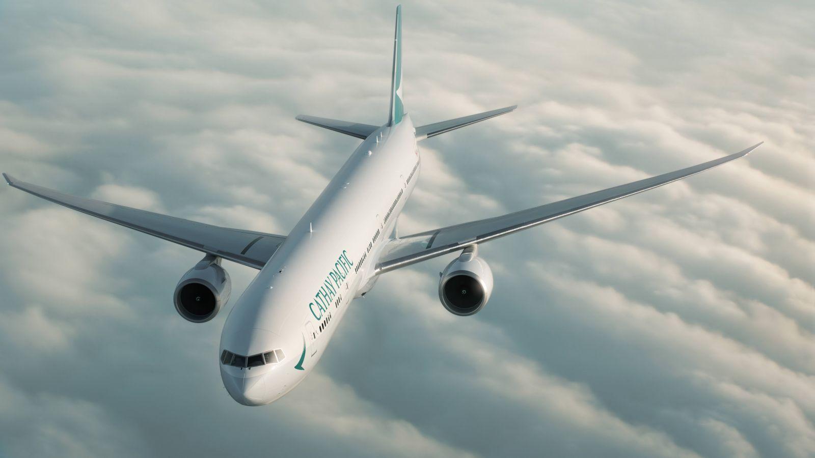 Cathay Pacific ưu đãi vé máy bay đi Mỹ khi đặt vé trực tiếp từ website, click để xem chi tiết