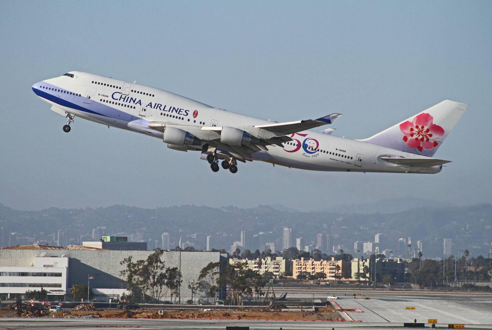 Tận hưởng ưu đãi Tết Nguyên Đán giảm 15% từ hãng hàng không China Airlines