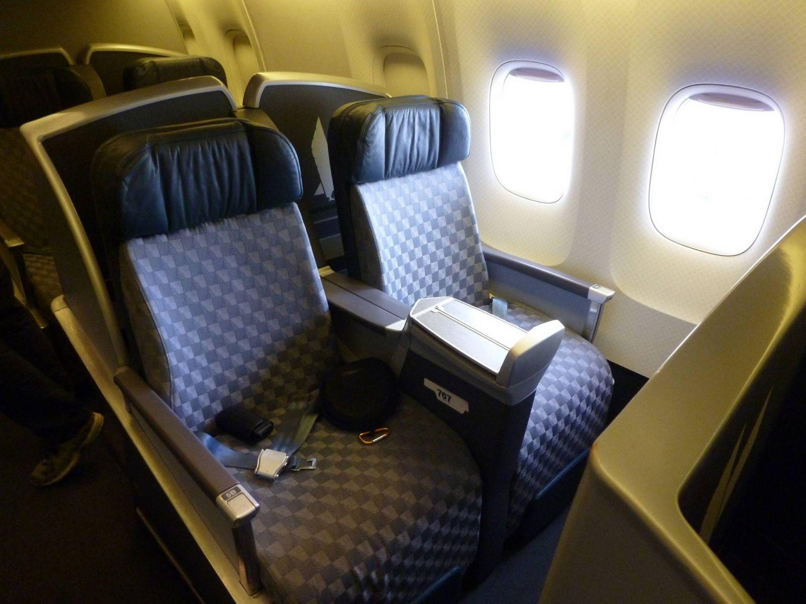 Hạng Thương gia của các hãng hàng không có gì đặc biệt?