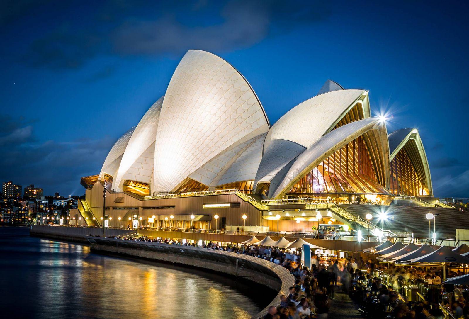 Nhanh tay đặt ngay vé máy bay từ Mỹ sang Úc trong mùa hè năm nay