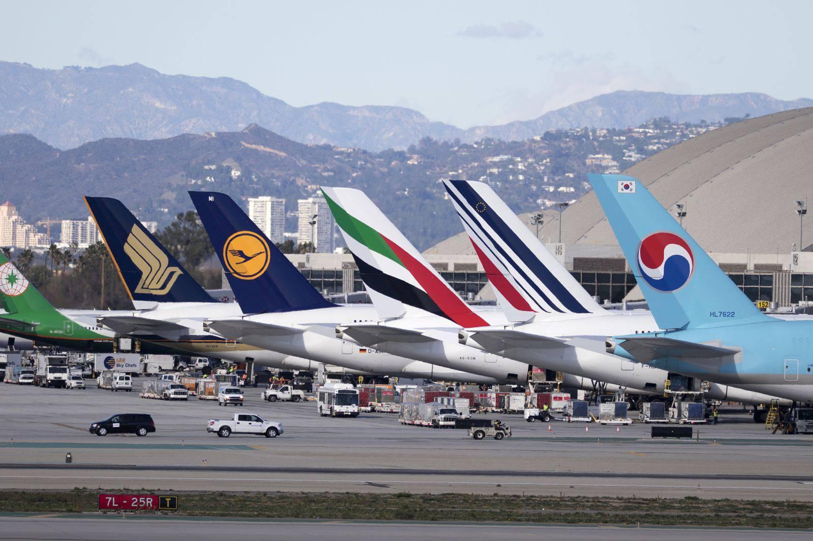 Đại lý vé máy bay đi Los Angeles tại TPHCM