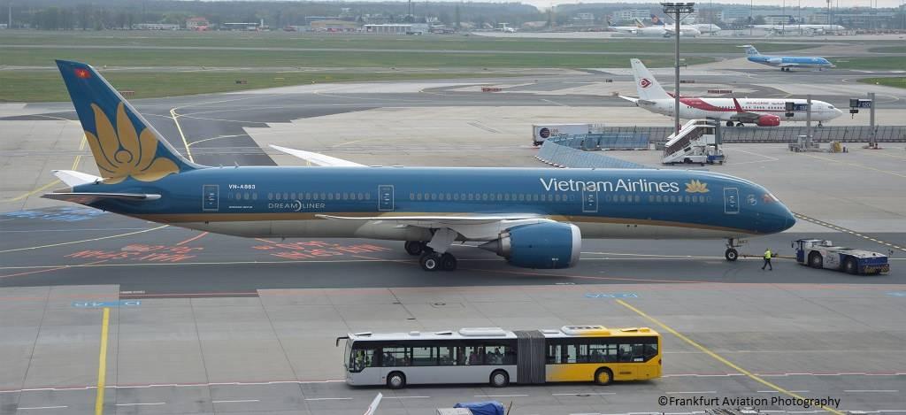 Vé tết 2019 Vietnam Air