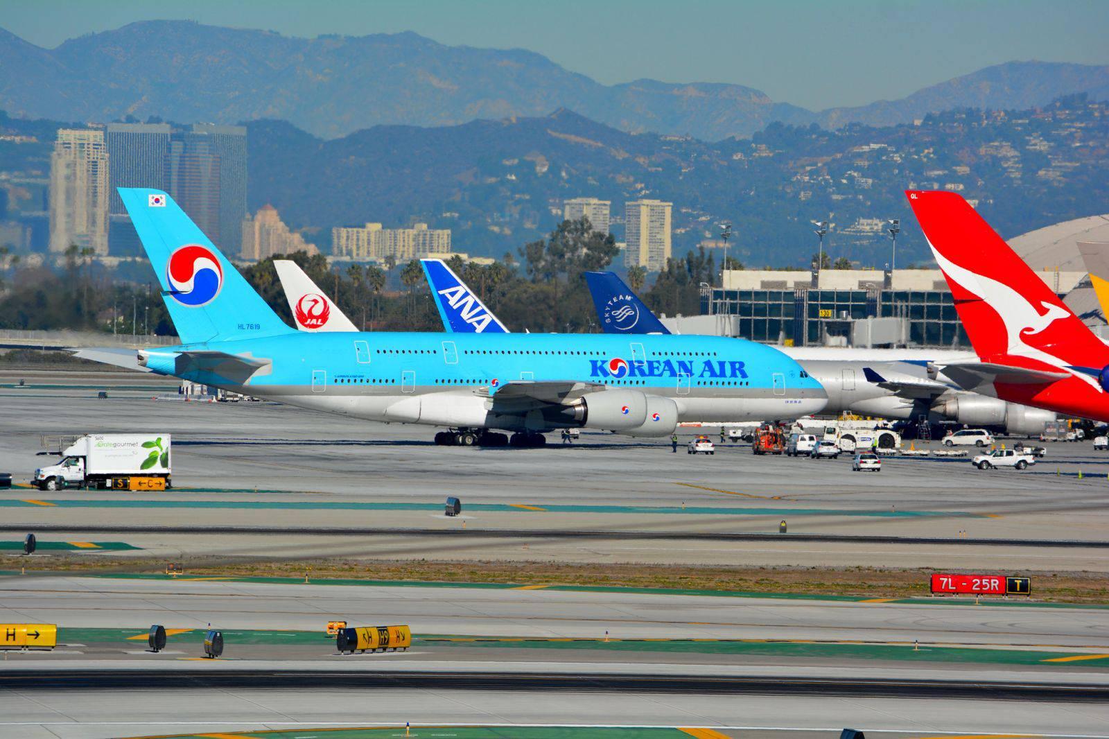 TPHCM đi Los Angeles 380USD