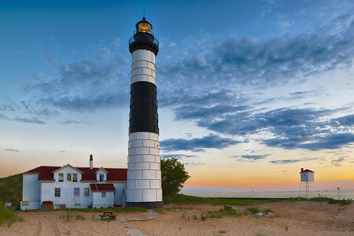 Ngọn hải đăng Big Sable Point, Michigan