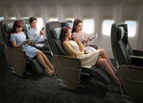 Vé máy bay đi Mỹ Hãng China Airlines giá rẻ chỉ từ 400 USD