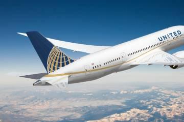 Vé Máy Bay United Airlines Đi Mỹ