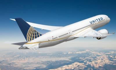 Vé máy bay đi Mỹ hãng United Airlines giá rẻ chỉ từ 500 USD
