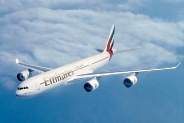Vé Máy Bay Emirates Airlines Đi Mỹ