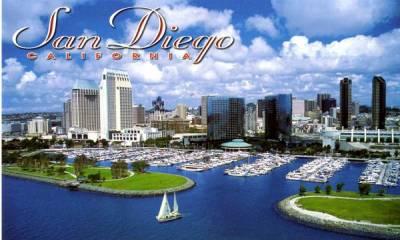 Vé máy bay đi San Diego giá chỉ từ 540 USD