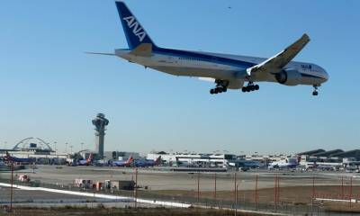 Vé máy bay đi các thành phố lớn của California