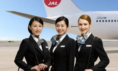 Vé máy bay đi Mỹ hãng Nhật Japan Airlines giá rẻ