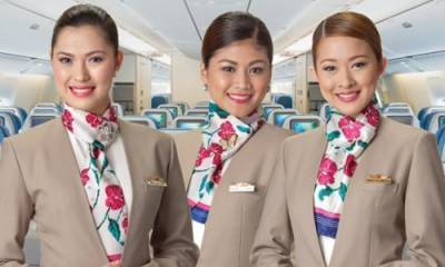 Vé Máy Bay Philippine Airlines Đi Mỹ