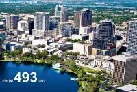 Vé Máy Bay Đi Orlando Florida