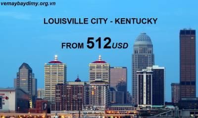 Vé Máy Bay Đi Louisville Kentucky