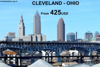 Vé Máy Bay Đi Cleveland Giá Rẻ