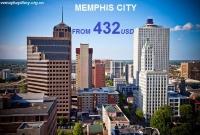 Vé Máy Bay Đi Memphis Giá Rẻ